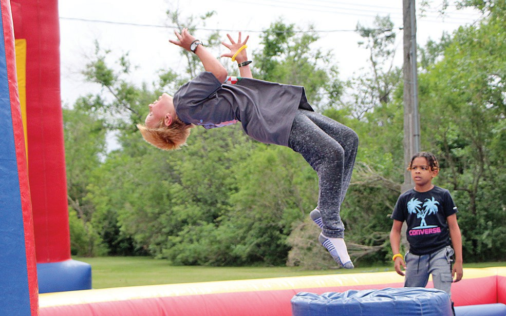 Flipping out in Wildrose   The Journal & Tioga Tribune